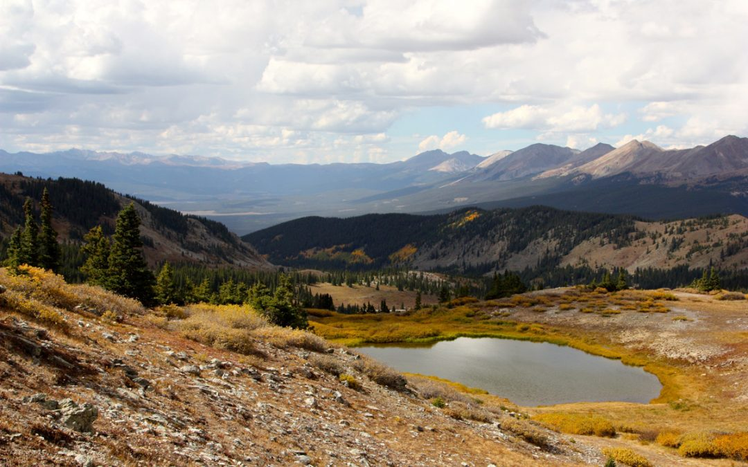 GO TIME For Colorado's Water Plan: How will we meet the plan's conservation and environmental goals?