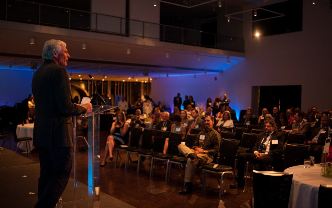 Eric Kuhn, 2017 Diane Hoppe Leadership Award