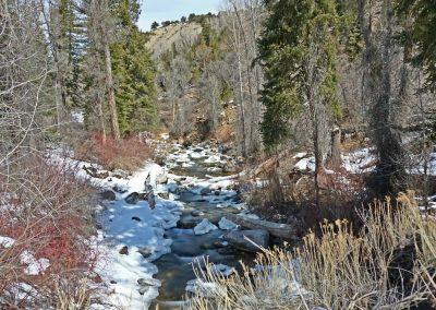 Deep Creek in Colorado