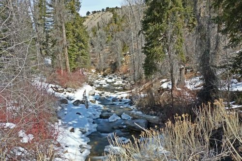Deep Creek in Colorado