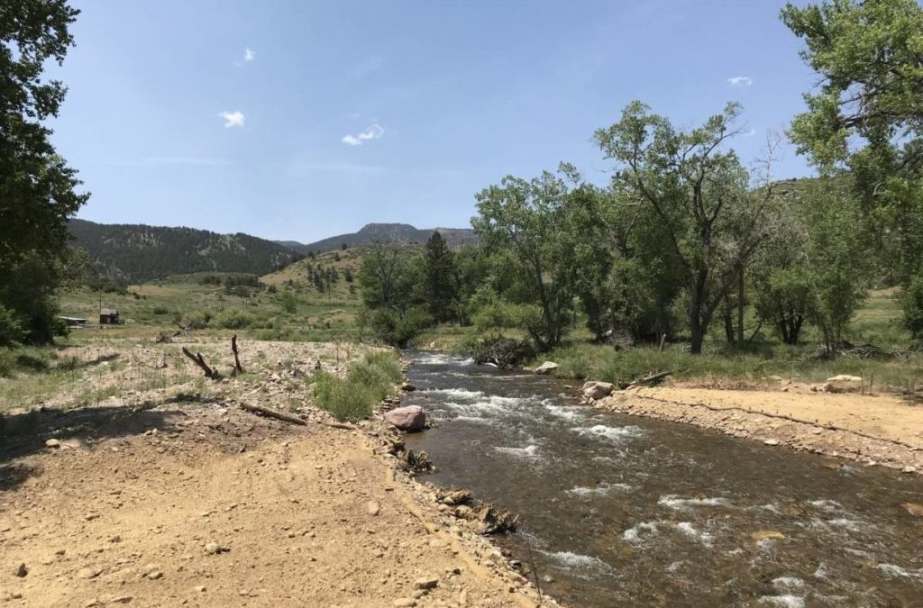 Stream Management Intersects with Flood Recovery on the St. Vrain