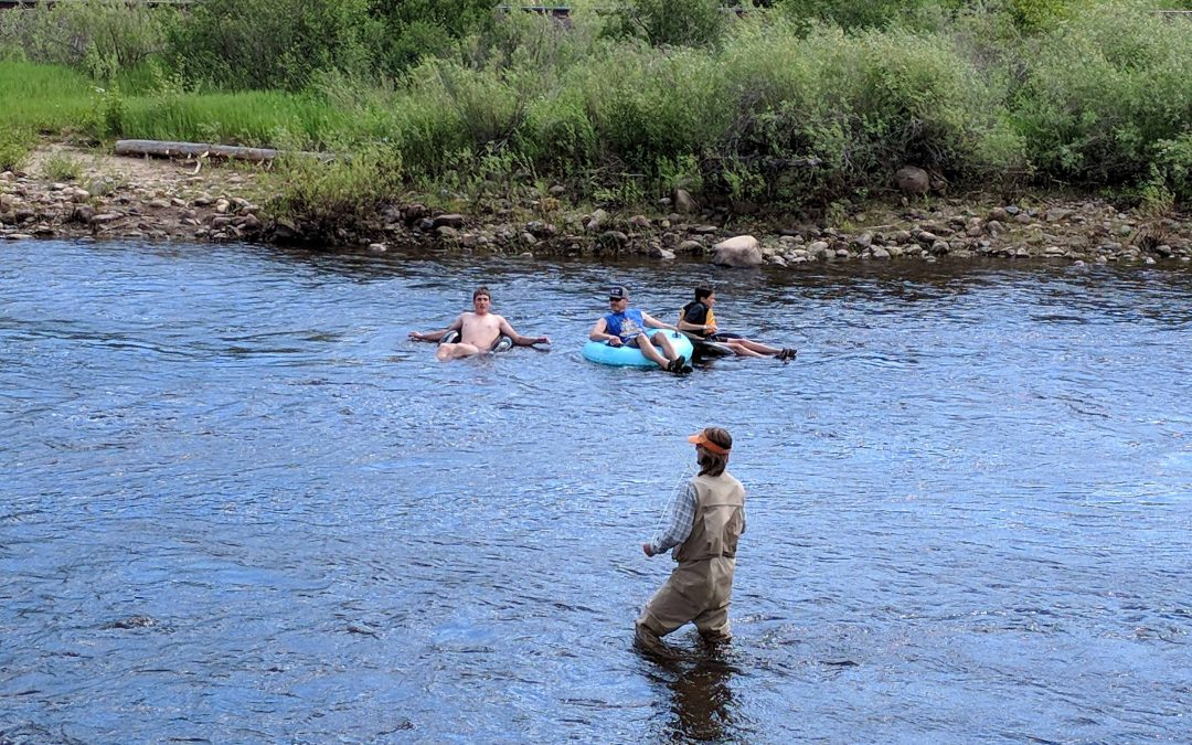 Cooling the Yampa's Hot Flows