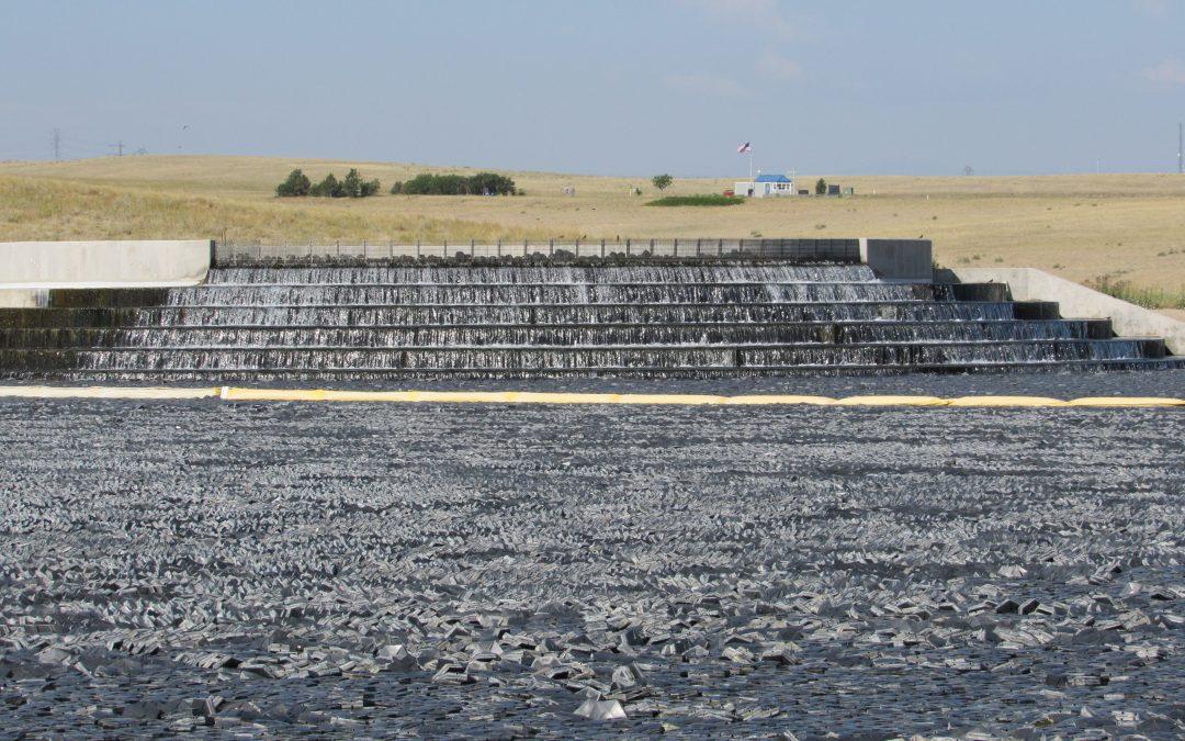 Aurora's recycled water plant running at full-tilt