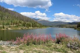 Upper Colorado River in Rocky Mountain National Park. Credit: Wikipedia Commons