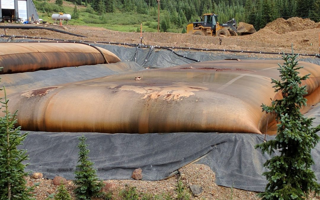 Could Legislation Prevent Leaking Mines From Contaminating Colorado Water?