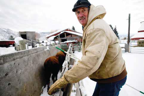 A Rancher's Life