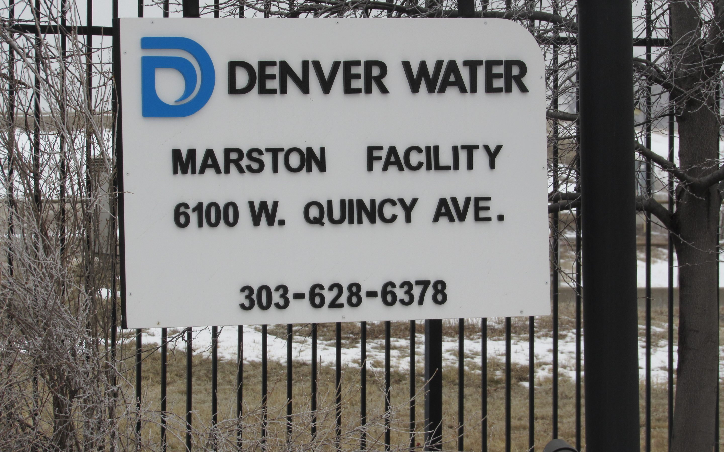 Denver Water is spending $1.2 million to upgrade its Marston water treatment facility, and others, so that they can implement new treatment protocols to reduce lead that enters delivered water through lead service lines and in-home fixtures.