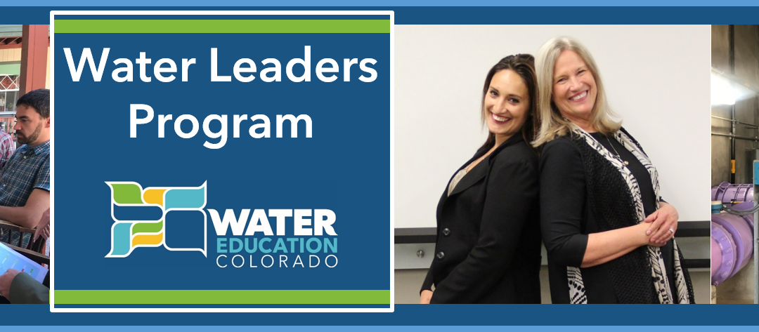 Introducing the 2019 Water Leaders class!