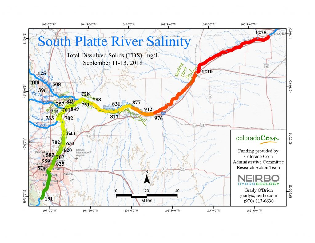 Is the South Platte River too salty? New study to examine ... Salt Map Of Colorado on colorado soil map, colorado smoke map, colorado wind map, colorado drought map, colorado natural gas map, colorado fiber map, colorado beer map, colorado shale map, colorado snow map, colorado rv map, colorado geology map, colorado backroads map, colorado temperature map, colorado water map,