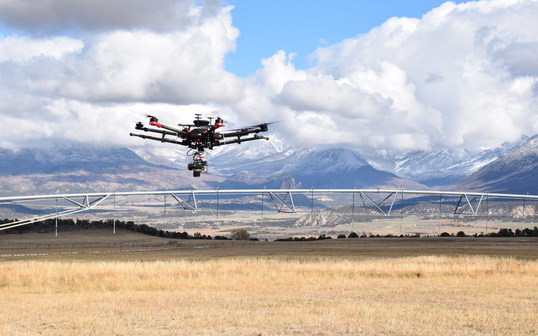 Using a LiDAR-Equipped Drone & 3D Modeling:  An Innovation for Water in the West