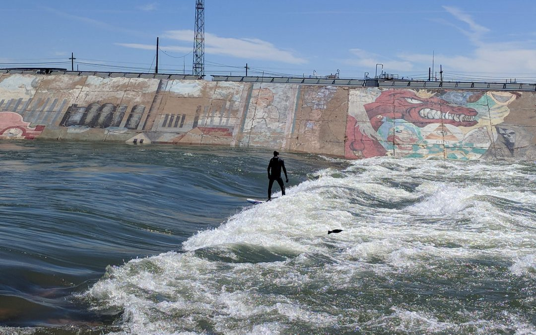 "It's an ""Endless Summer"" for surfers who seasonally flock to, and improve, Colorado rivers"