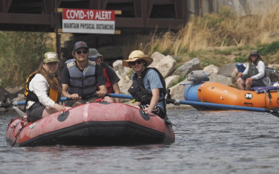 Rafting season ready to launch, but COVID-19 worries running high
