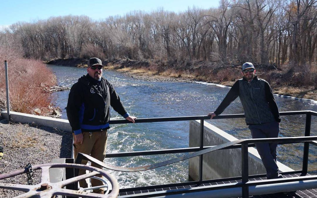 San Luis Valley ranchers see dividends in water for fish. Are they on to something?
