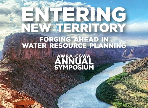 AWRA-CO and CGWA co-hosting virtual symposium highlighting collaboration in water resource planning