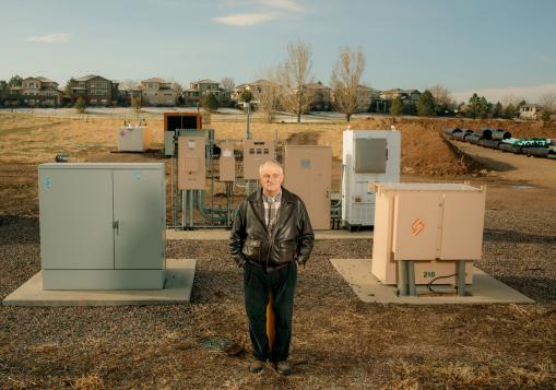 Centennial: Colorado's First ASR Project