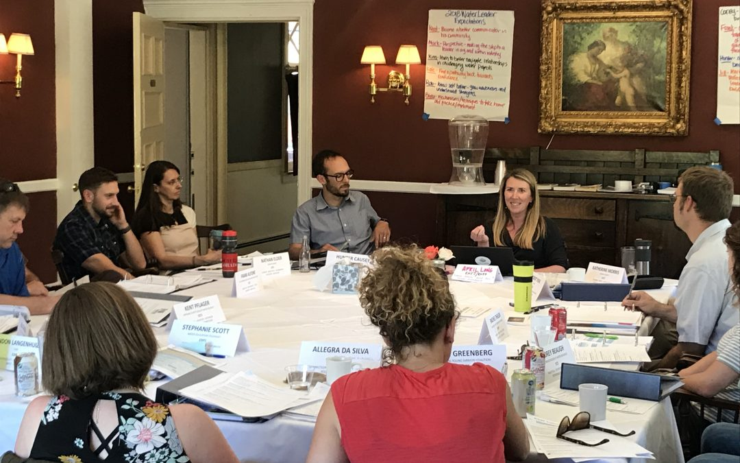 For Immediate Release: Water Leadership Program Builds Skills, Confidence To Tackle Escalating Water Challenges